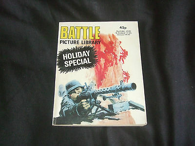 Battle Picture Library Holiday Special
