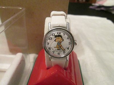 """Vintage Lucy """"Peanuts"""" Timex  Watch 1958 Syndicate """"old store stock"""""""