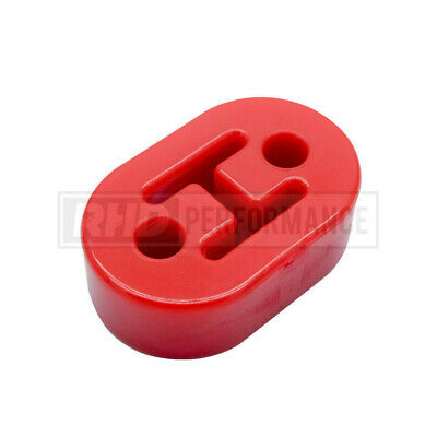 UNIVERSAL POLYURETHANE Poly Heavy Duty Exhaust Hanger Rubber Mounting SINGLE