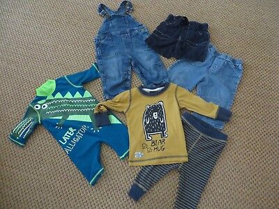 baby boys clothes bundle 6-12 months Next Tu