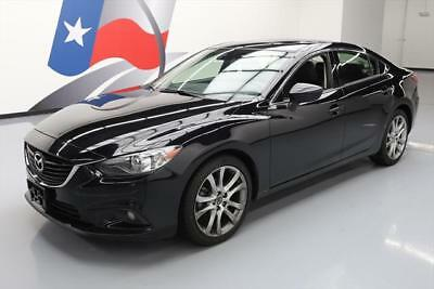 2014 Mazda Mazda6  2014 MAZDA MAZDA6 I GRAND TOURING SUNROOF NAV 33K MILES #158544 Texas Direct