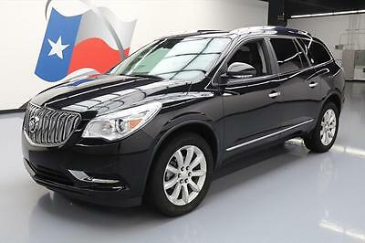 2014 Buick Enclave Leather Sport Utility 4-Door 2014 BUICK ENCLAVE LEATHER HTD SEATS SUNROOF NAV 37K MI #246717 Texas Direct