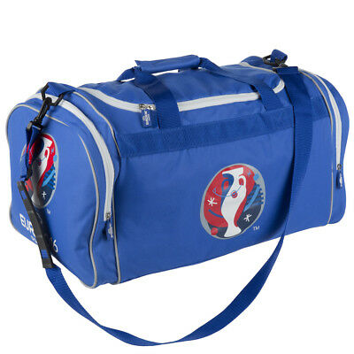 Large Sports Gym Duffle Holdall Bag - Training Weekend Travel Luggage -Euro 2016