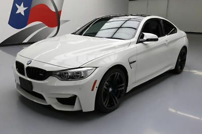 2015 BMW M4 Base Coupe 2-Door 2015 BMW M4 COUPE EXECUTIVE M-DCT CARBON ROOF NAV 24K #708834 Texas Direct Auto