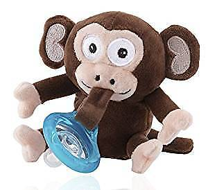 Baby Feeding - Nuby - Snoozies Pacifier Combo Set Monkey 92814