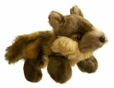 Hand Puppet - Full-Bodied Animal - Wolf Soft Doll Plush PC001816