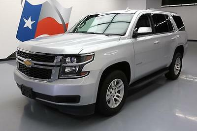2017 Chevrolet Tahoe LT Sport Utility 4-Door 2017 CHEVY TAHOE LT HTD LEATHER NAV REAR CAM 8-PASS 27K #188468 Texas Direct