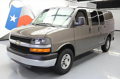 2014 Chevrolet Express  2014 CHEVY EXPRESS 2500 CARGO DR ACCESS DOOR REAR CAM!! #142952 Texas Direct