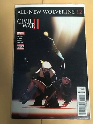 All New Wolverine Issue 11 Brand New Unread