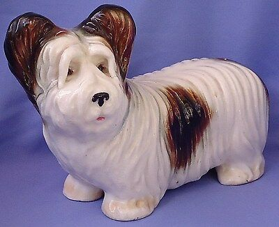 1940s SKYE SILKY TERRIER GERMANY 9""