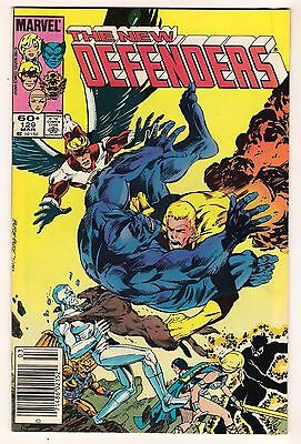 The Defenders No 129 March 1984 Marvel