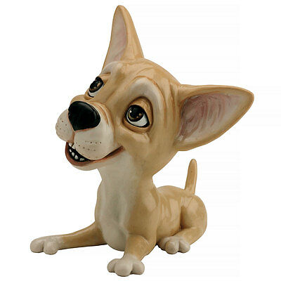 "Little Paws ""Baby"" Chihuahua Dog Figurine 4.75"" High New In Box!"