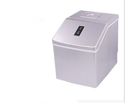 20KG/Day Commercial Coffee Ice Cube Maker Home Portable Automatic Ice Machine &