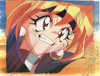 Anime Cel Slayers #141