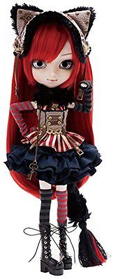 Pullip Cheshire Cat in Steampunk World Doll P-183