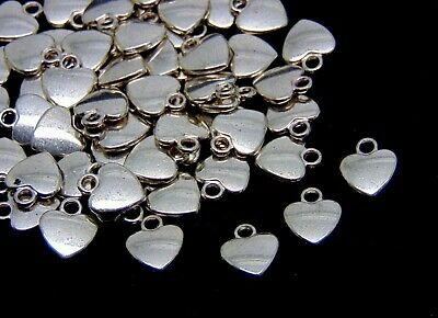 25pc Tibetan Silver heart Connector Charm Beads Pendant accessories  R1292Q