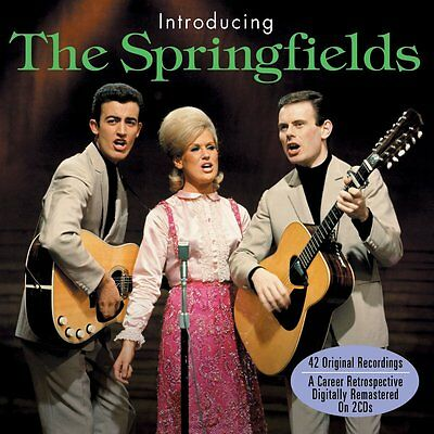 The Springfields - Introducing [The Best Of / Greatest Hits] 2CD NEW/SEALED