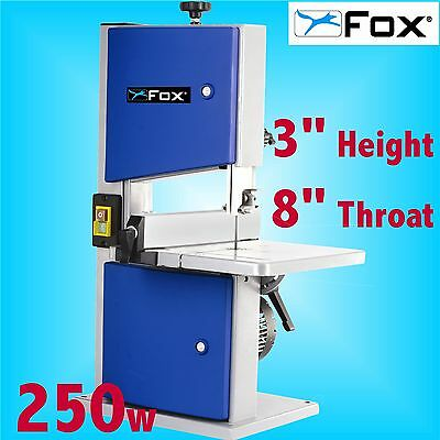 FOX F28-182 1400mm 240v Bandsaw 200 x 82mm cutting capacity 3Yr Warranty
