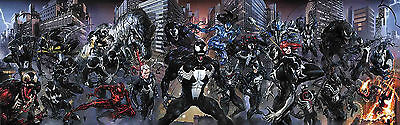Venomverse #1 Crain Connecting Variant Preorder Nm First Print No Extra P&p