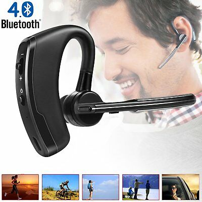 Universal Bluetooth Wireless Headset Stereo Headphone Earphone Sport Handfree