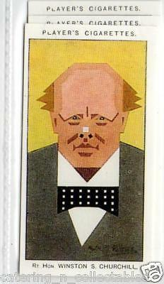 #48 Hon John Wheatley Famous People Caricatures Card R Collectibles Historical Memorabilia