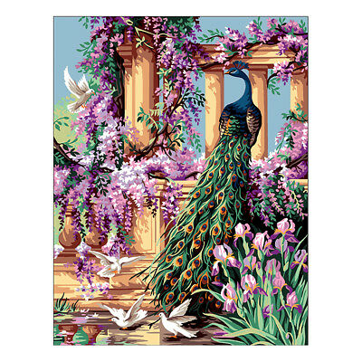Royal Paris Tapestry Printed Canvas A Corner of Paradise | 98801580073