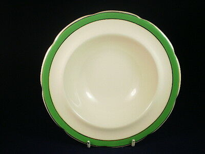 Solian Ware Queens Green Sweet Bowl