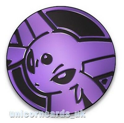 Pokemon Espeon GX Coin :: Official Pokemon Coin From Espeon GX Premium Collectio