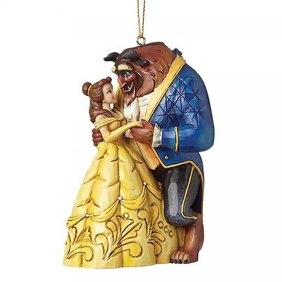 Disney Traditions Beauty & Beast Hanging Ornament A28960