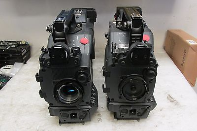 Lot of 2: Sony DXC-537A color video camera