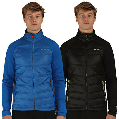 Dare2b Mens 2017 Edge Off Insulated Stretch Outdoors Hybrid Jacket 69% OFF RRP