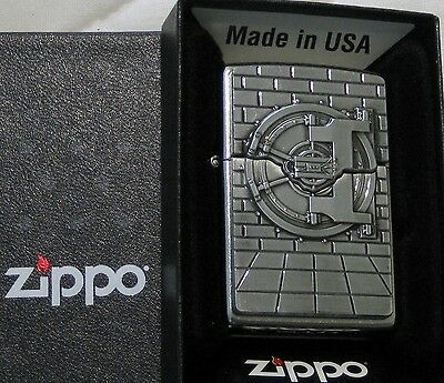 ZIPPO  CHOICE Lighter SURPRISE  Mint in Box SAFE with CASH IN VAULT Gold Bars