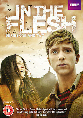 In the Flesh: Series 1 and 2 DVD NEW