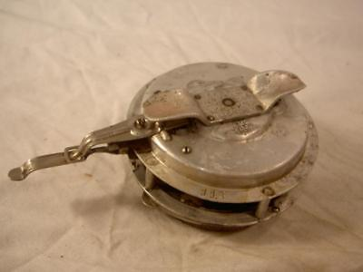 VINTAGE OLD FISHING fly REEL ILION NY martin NOVELTY WORKS PAT DEC 17 1895  lure