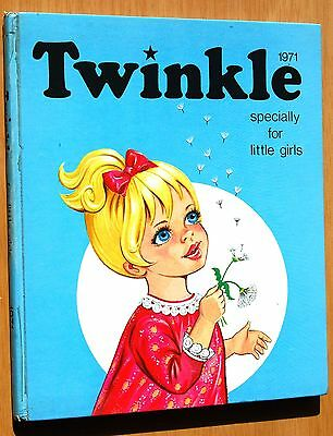 Twinkle Specially For Little Girls 1971 Annual