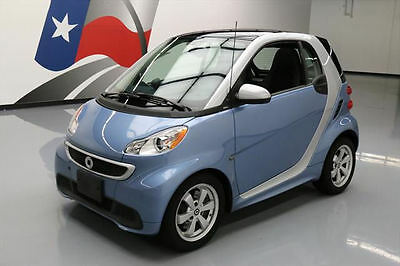 2013 Smart Fortwo  2013 SMART FORTWO PASSION HTD LEATHER GLASS ROOF 27K MI #687417 Texas Direct