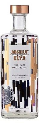 Absolut Elyx Vodka (6 x 1000mL)