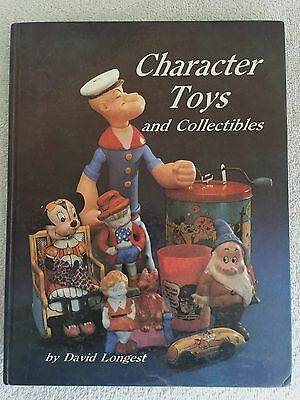 "Charactor Toys & Collectables 1984 by ""David Longest"""