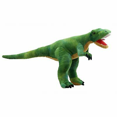 Hand Puppet - Dinosaur - T-Rex (Small) Soft Doll Plush PC002405