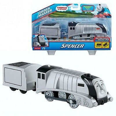 Thomas and Friends - Locomotive Spencer - Trackmaster Revolution Mattel