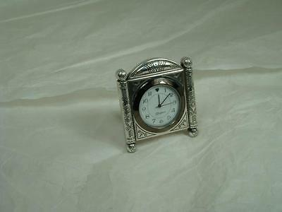 brighton  DESERT PASSAGE SMALL CLOCK   NEW WITH TAG $30  NEEDS BATTERY