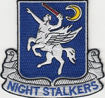 Us Army Aviation Patch - 160Th Special Operations Aviation Regiment (Airborne)
