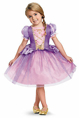 Toddler Child Disney Rapunzel Costume