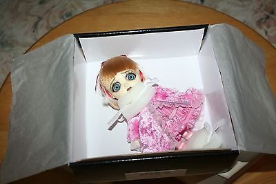 """Sad Sally A Shoulder To Cry On Doll Wilde Imagination Tonner 7"""" Tall New Ltd Ed"""