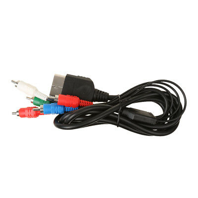 HD TV Component Composite Audio Video AV 5RCA Cable Cord for Xbox One Game
