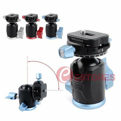 【AU】X-36 360° Panoramic Rotator Ball Head w/QR Plate For Tripod Head DSLR Camera