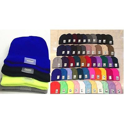 5 LED lighted Cap Hat Winter Warm Beanie Angling Hunting Outdoor Camping Running