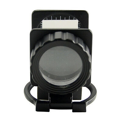 15X Folding Magnifier Magnifying Glass Magnification Folding Loupe Jewelry Coin