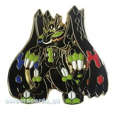 Pokemon Zygarde Pin :: Official Pokemon Pin From Zygarde Complete Collection ::