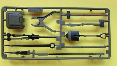 Heng Long sprue for Sherman tools 1/16 scale